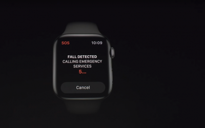 iWatch Saves a Woman and Her Baby After a Car Accident